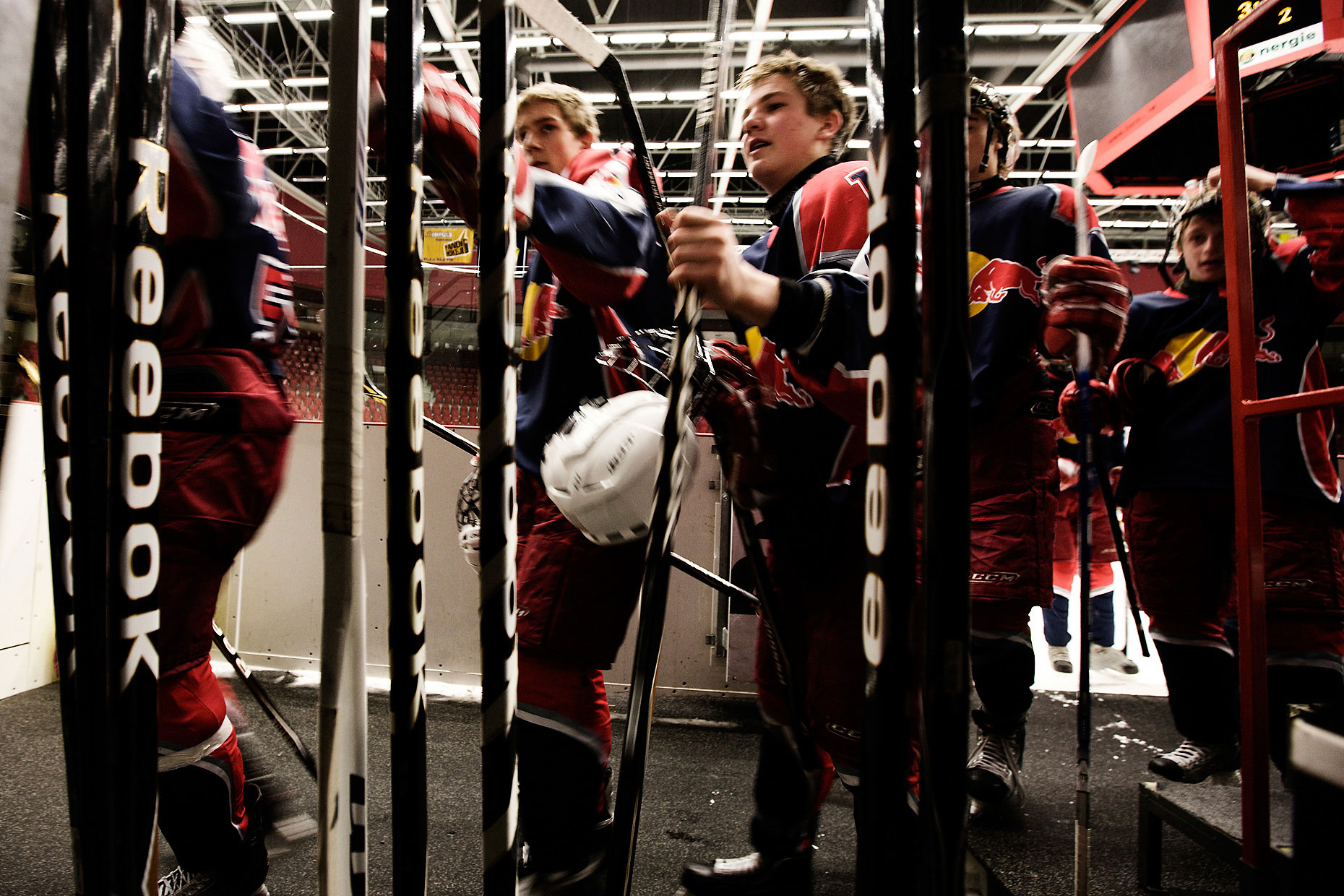 Red Bull Ice hockey